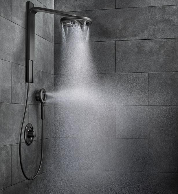 Nebia Spa Shower 2.0 transforme votre salle de bain en spa tout en économisant plus d'eau