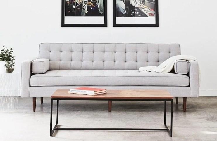 Pour bien choisir son canapé, la taille et les proportions sont cruciales