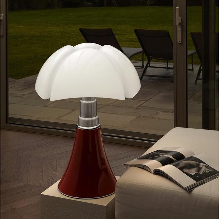 Lampe Pipistrello matériaux et dimensions