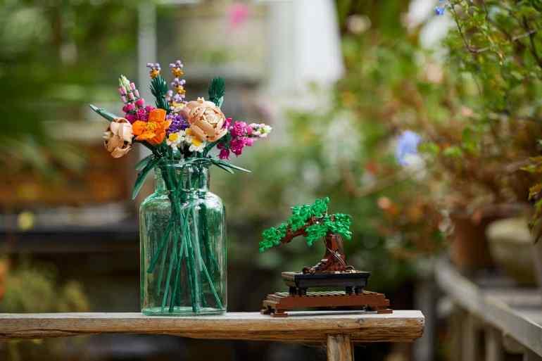 fleur lego