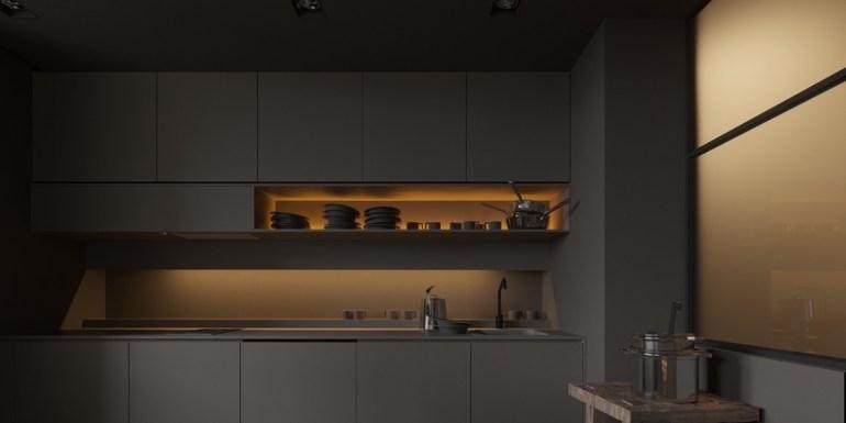 Petits pot pourri de cuisines minimalistes pour terminer 8