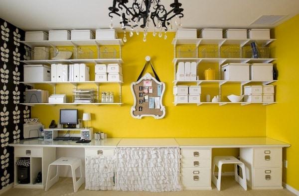 Un bureau à la maison Trois conseils pour l'aménager 1