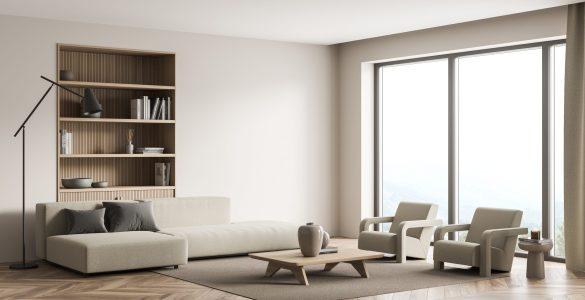 5 conseils pour transformer votre salon en un intérieur moderne