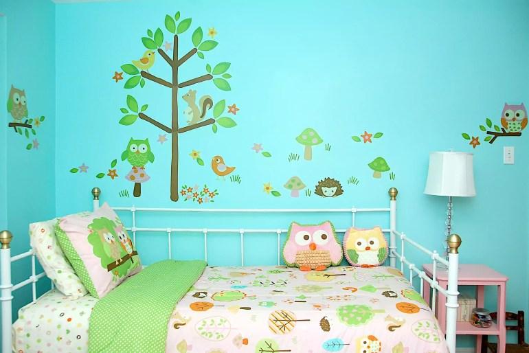 Les meilleures couleurs Feng Shui pour la chambre d'enfant
