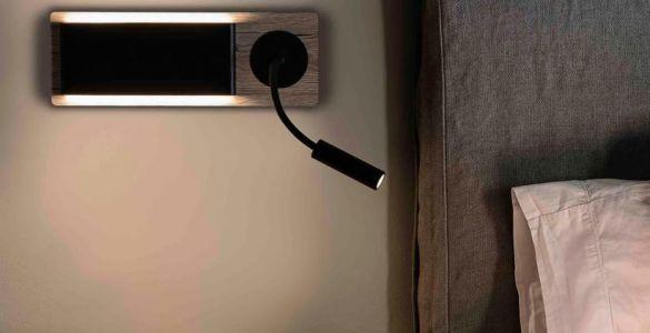 Lampe LED liseuse un éclairage design et décoratif 1