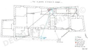 Plan de plomberie