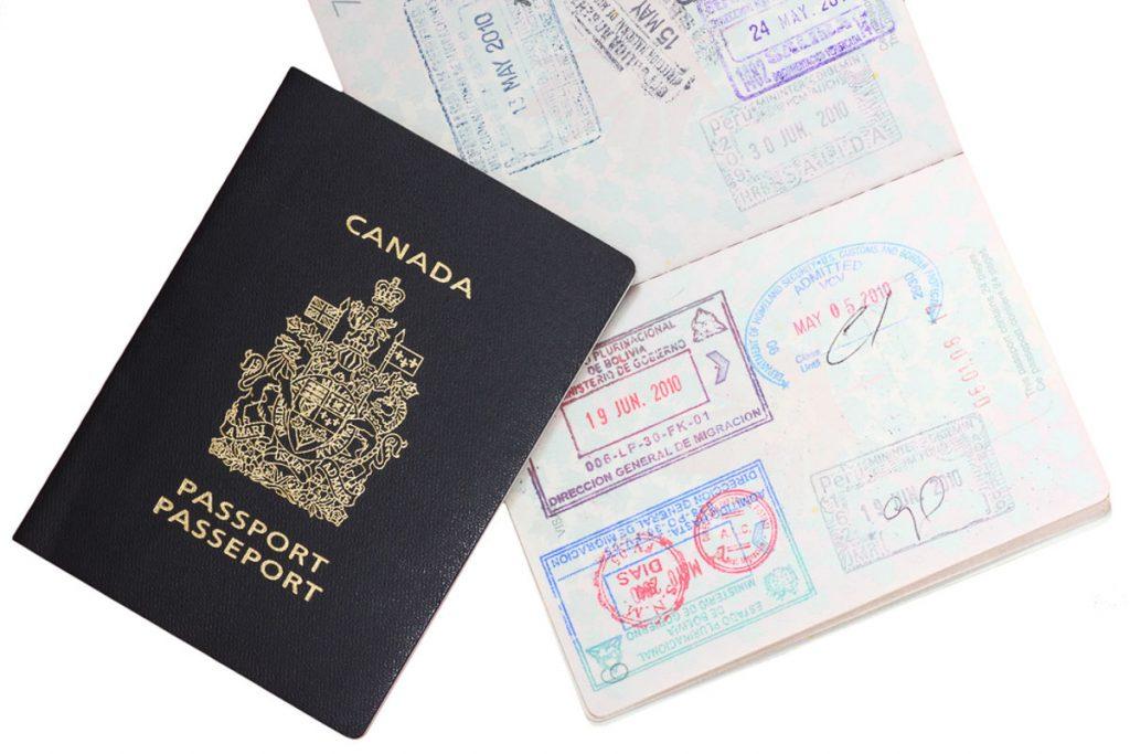 demande de passeport canadien