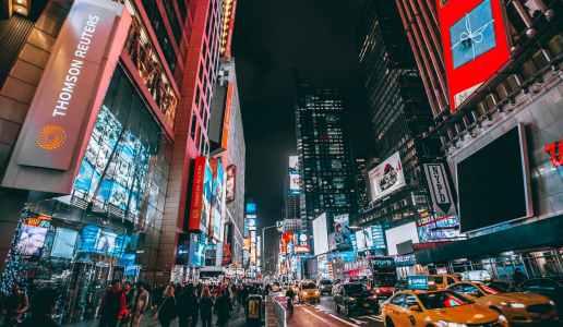 Times Square que voir, qu'y faire ?
