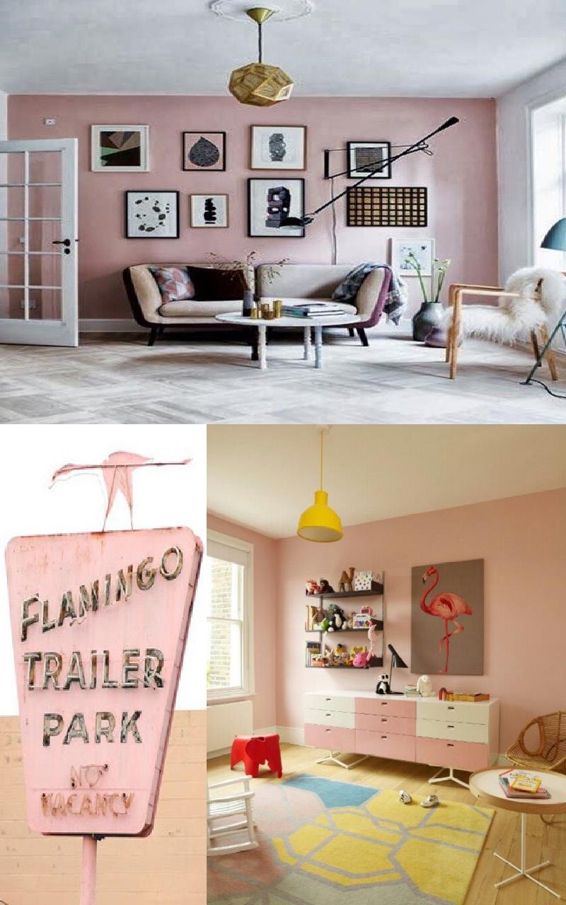 deco flamingo feelings