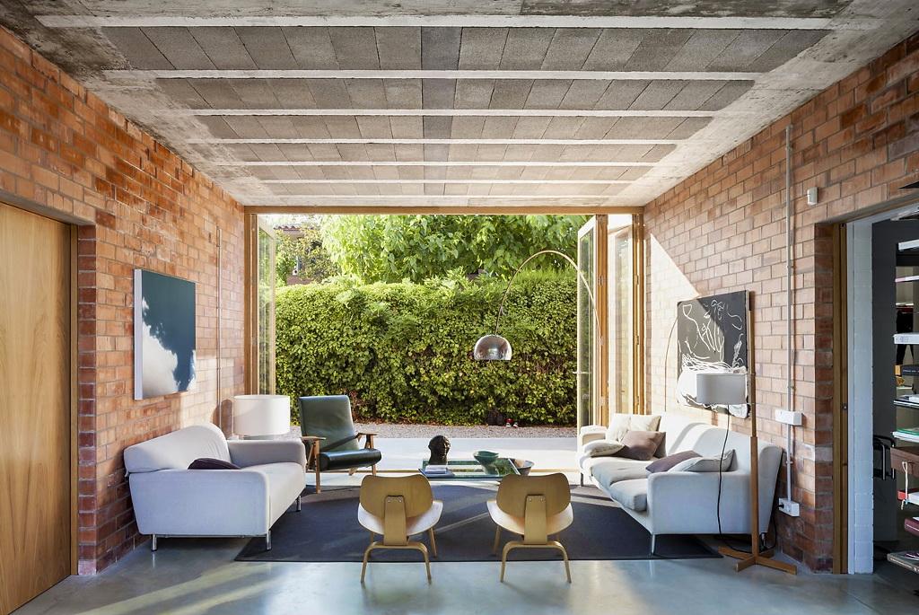 Arquitetura contemporânea e natureza : Uma casa elegante e luminosa!