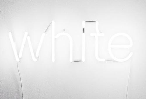 L'inspiration du mardi : Total Blanc !