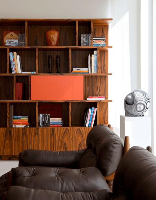Appartement design et vintage au Brésil