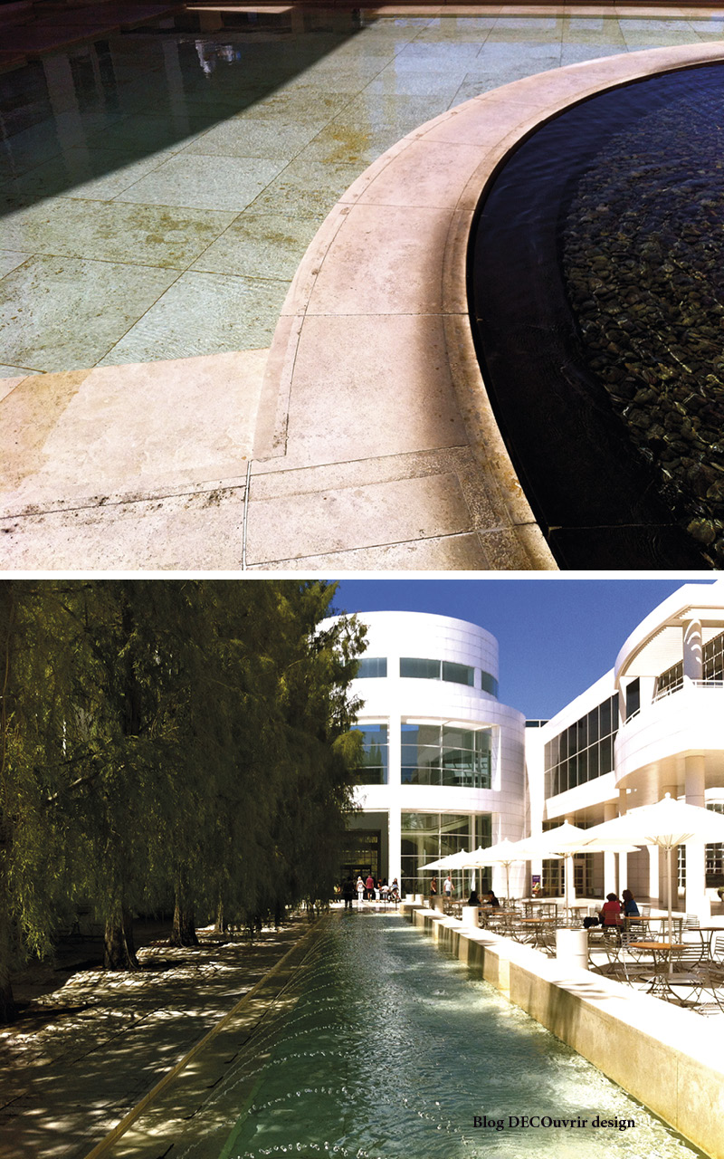 Le Getty center - Blog DECOuvrir design5