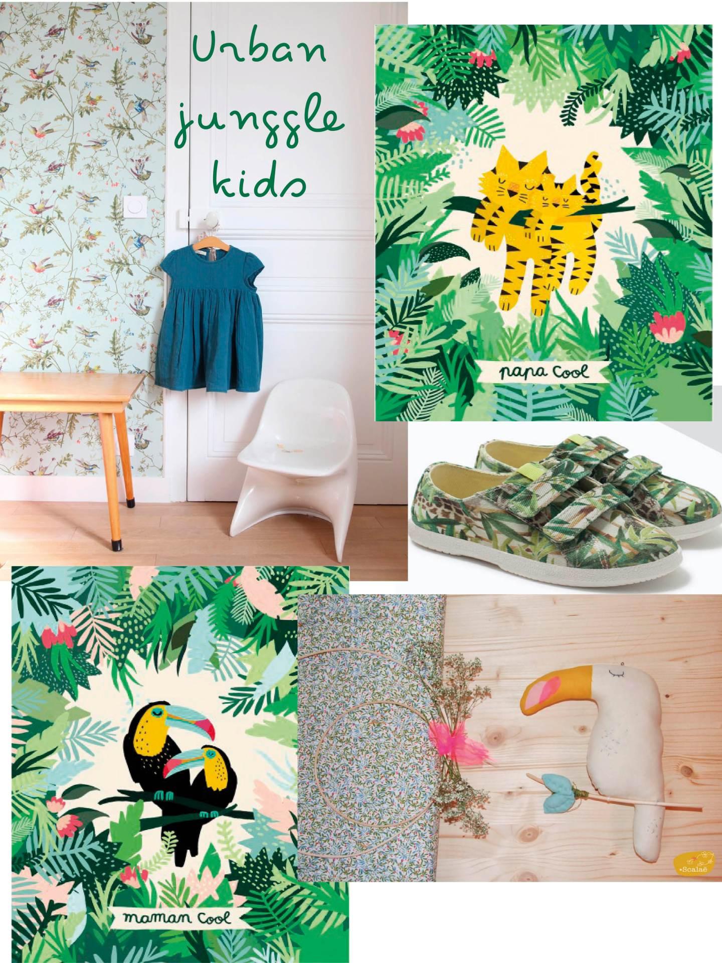 Wishlist déco et mode pour kids //Summer inspiration