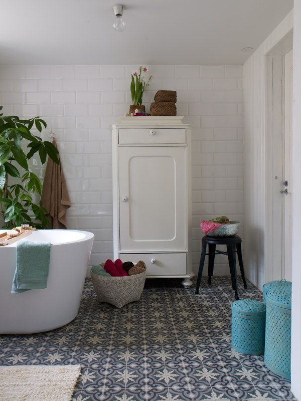 Des touches déco pour une salle de bain contemporaine | DecouvrirDesign