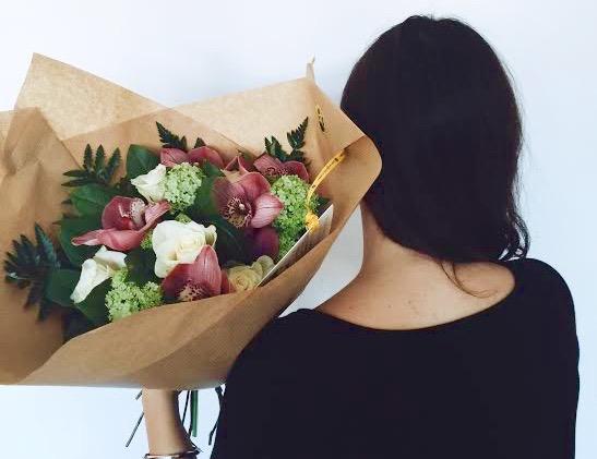 offrir des fleurs pour la saint valentin