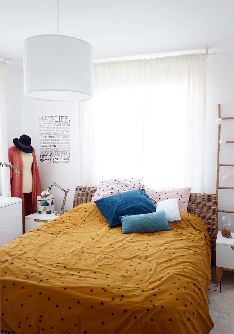 linge de lit tendance