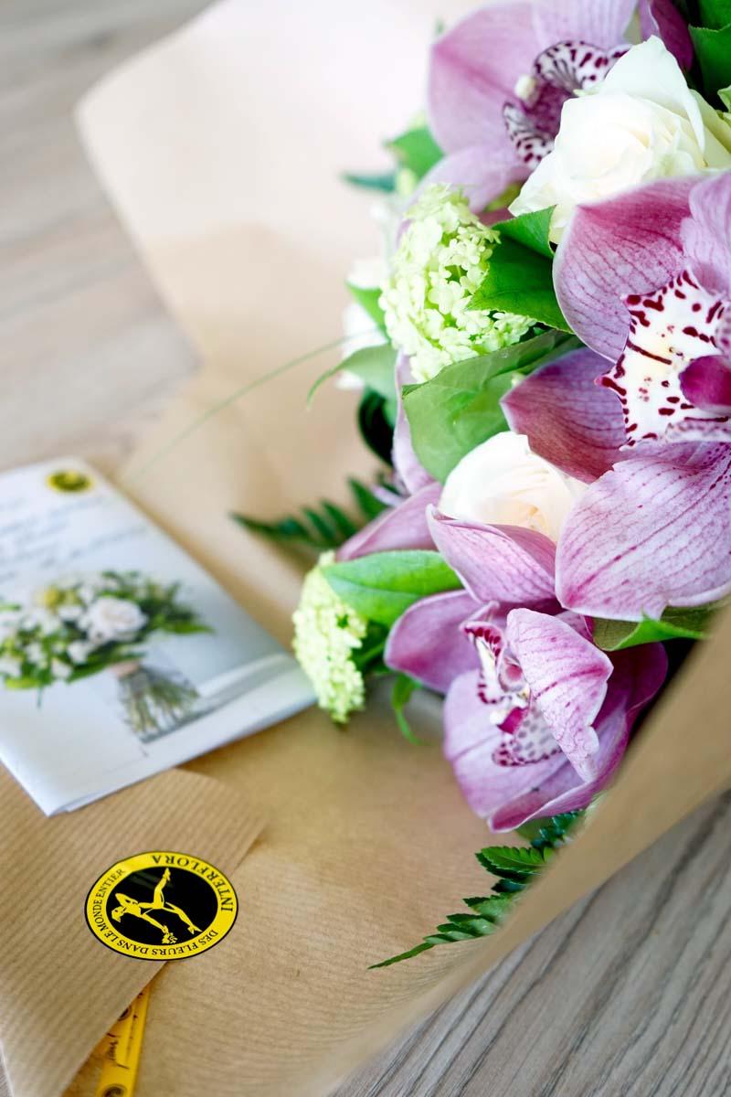 décorer avec des fleurs