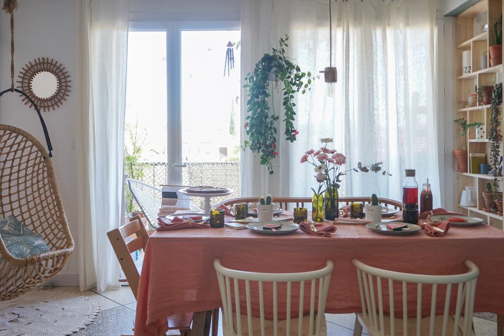 Ma déco de table pour une summer tea party !