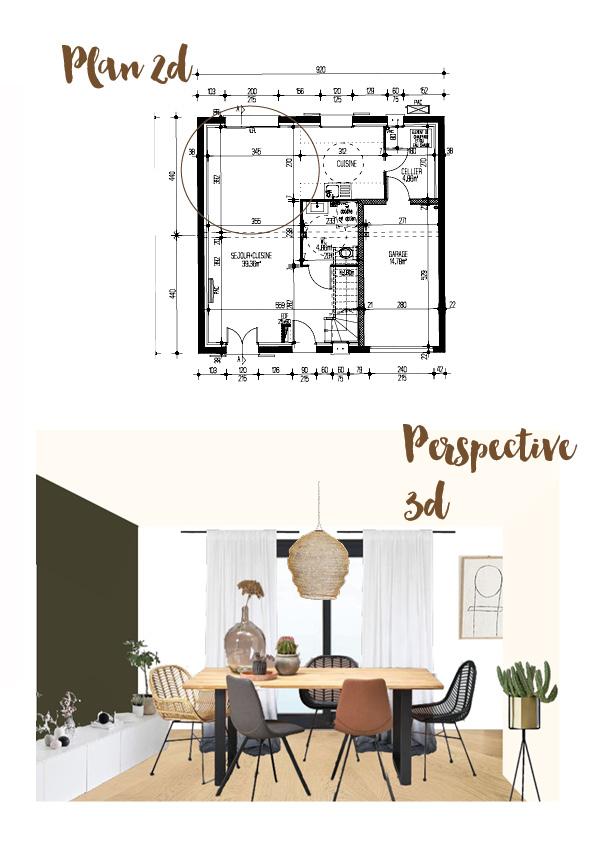 Construction : Imaginer l\'aménagement d\'une maison neuve ...