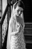 1920s Art Deco Wedding Gown