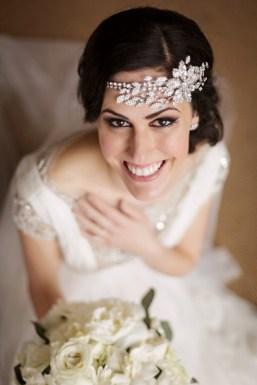 1920s Bridal Headband