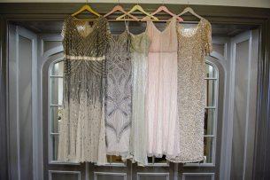 1920s Bridesmaids Dresses