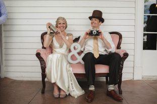 1920s Style Colorado Wedding