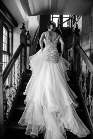 1920s Style Wedding Gown
