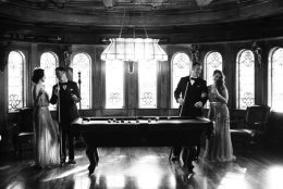 1920s Wedding Style