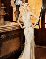 1920s Wedding Dress - Yolan Cris - Sitges