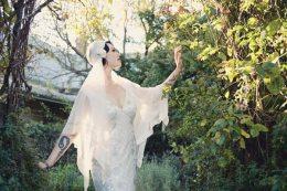 Art Deco Wedding Veil