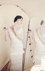 Art Deco Wedding Prep