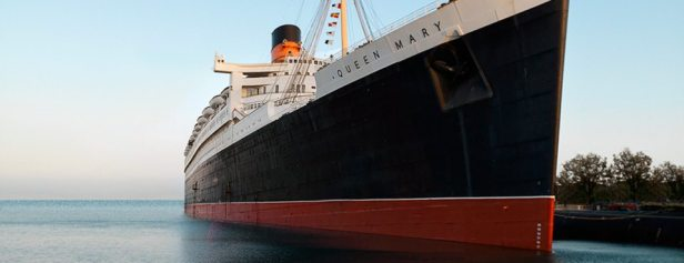 Art Deco Venue || Queen Mary