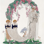 The Bride by Georges Barbier