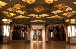 Art Deco Lobby Cicada