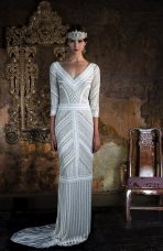 Saturn Art Deco Gown   Eliza Jane Howell