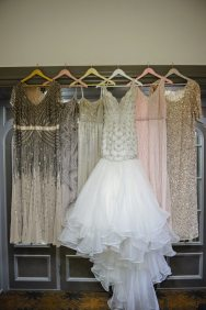 Art Deco 1920s Bridesmaids Dresses