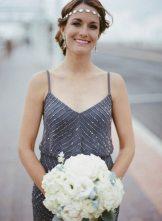 Art Deco Bridesmaid