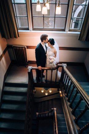 Canada Vancouver Club Wedding