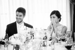 Emotional Wedding Toast