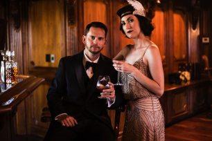 Flapper Wedding Inspiration