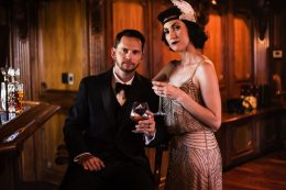 Flapper Wedding Inspiration