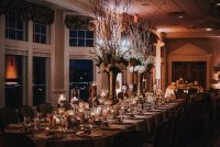 New Year's Eve Wedding Table