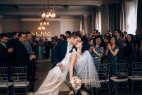 Romantic Vancouver Wedding