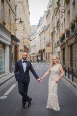 Vintage Paris Wedding
