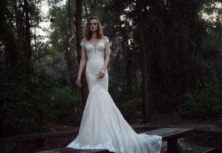 Vintage Style Wedding Gown | Galia Lahav | 909