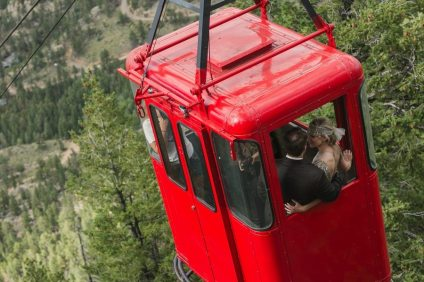 Wedding Gondola Ride
