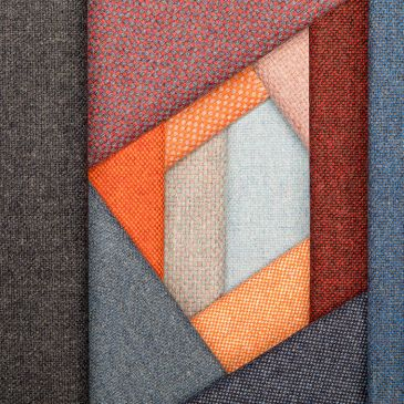 6 New upholstery fabrics from Vescom