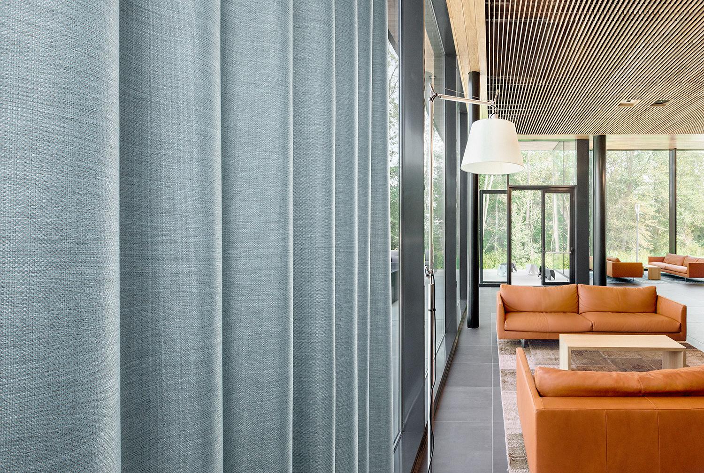 New curtain fabrics by Vescom